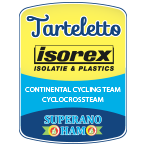 Tarteletto-Isorex Cycling team