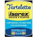 Tarteletto-Isorex Cycling team